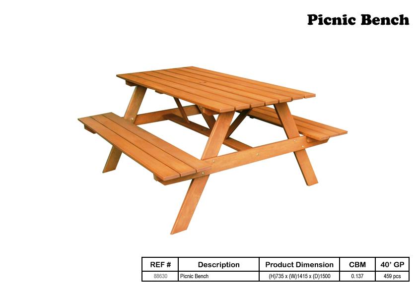 Furni World - Picnic table supplier